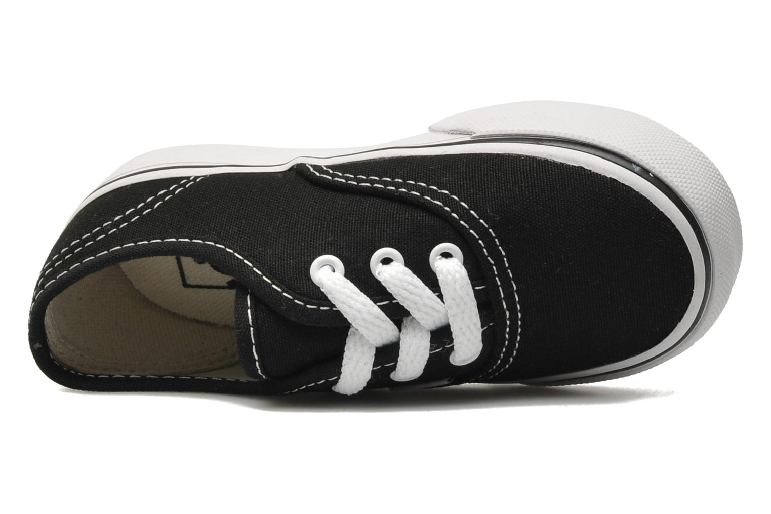 Sneakers Vans Authentic BB Zwart links
