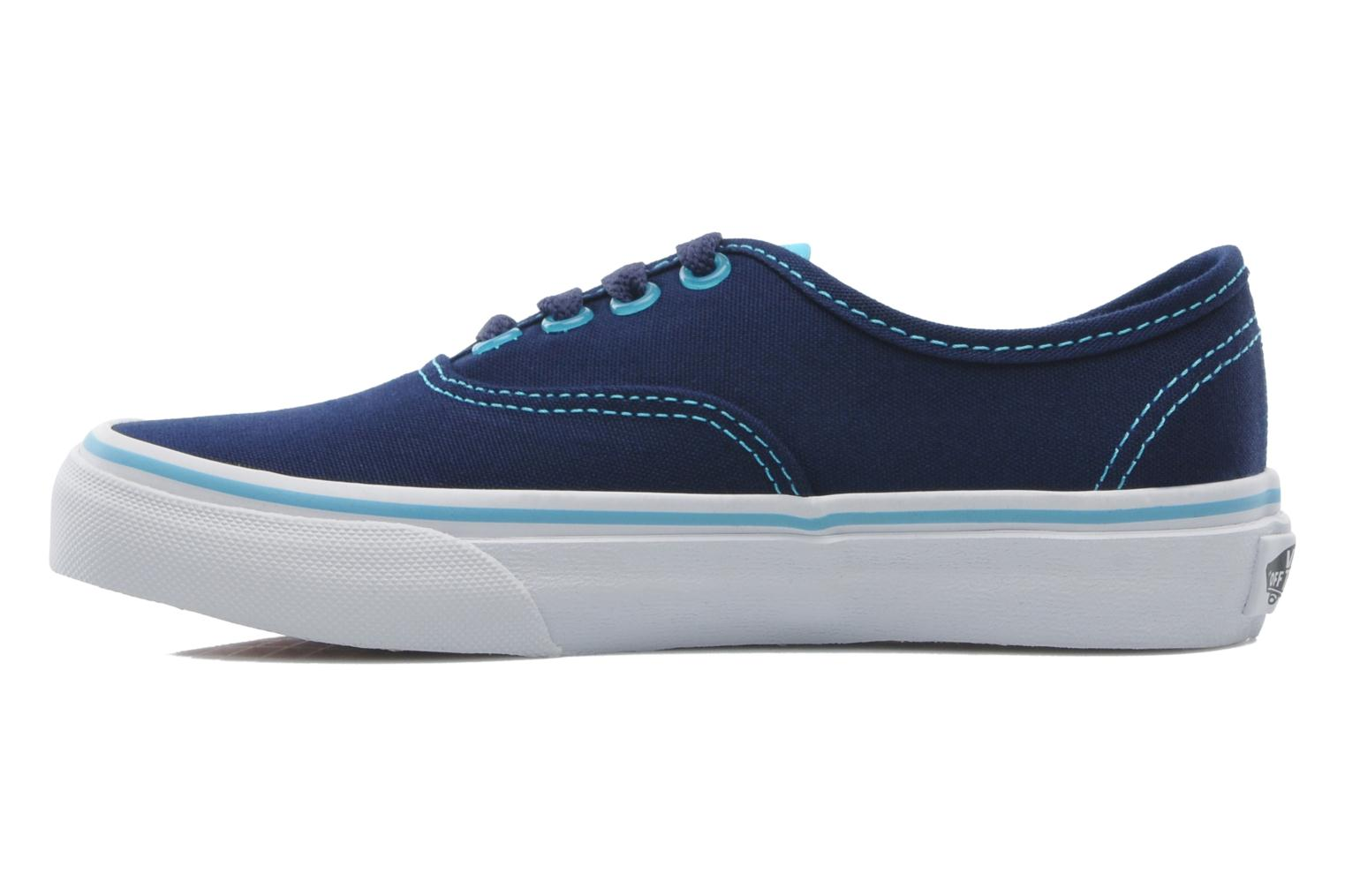 Authentic BB (Clear Eyelets) Eclipse/River blue