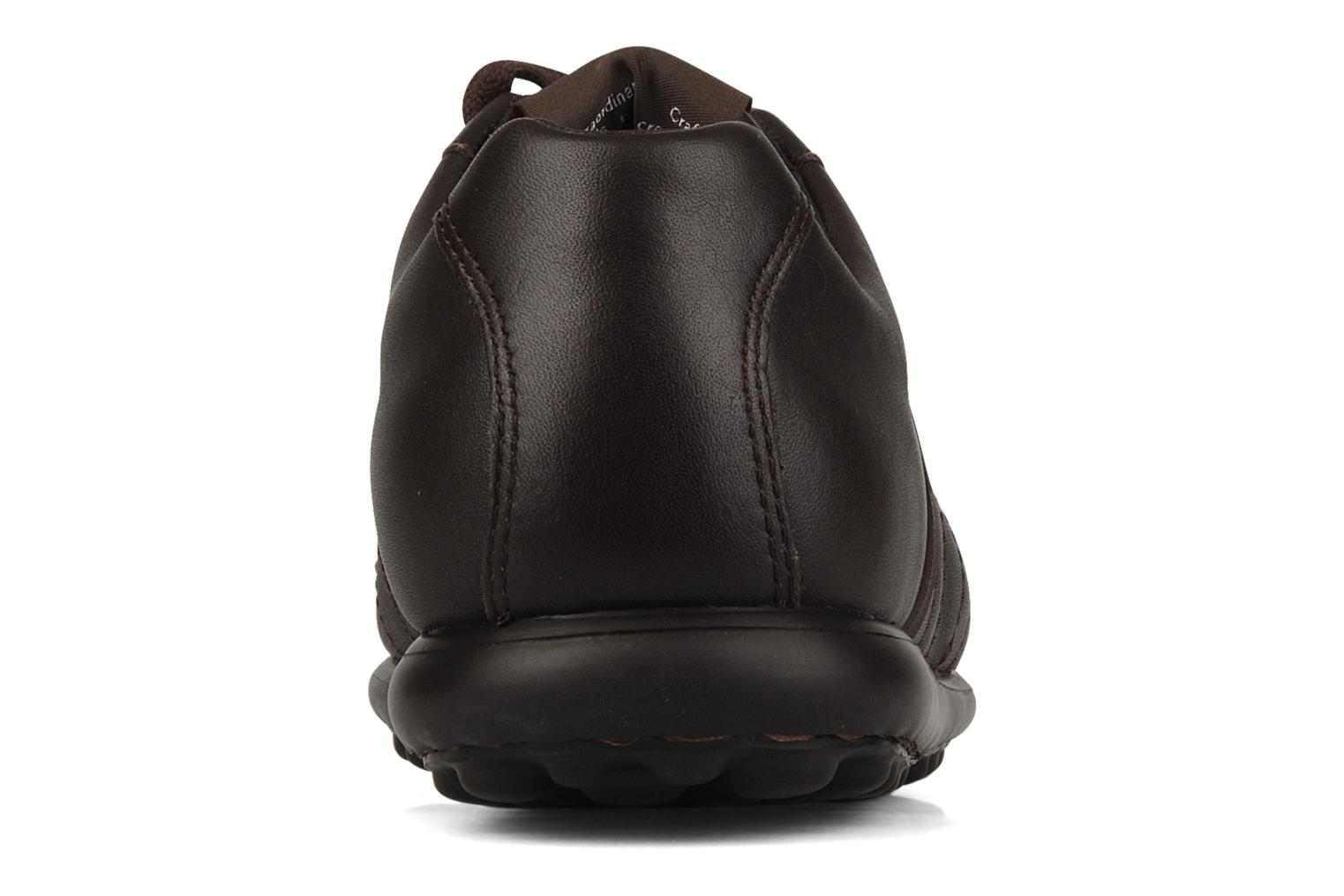 Trainers Camper Pelotas Xl 18304 Brown view from the right