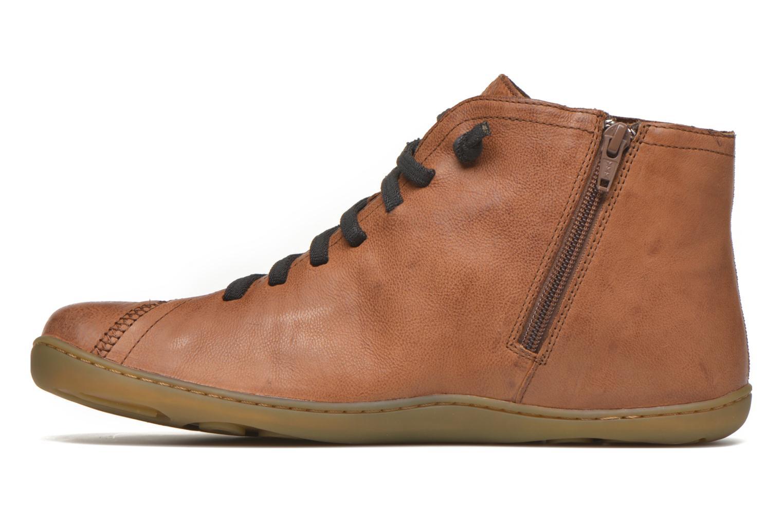Sneaker Camper Peu Cami 36411 braun ansicht von vorne