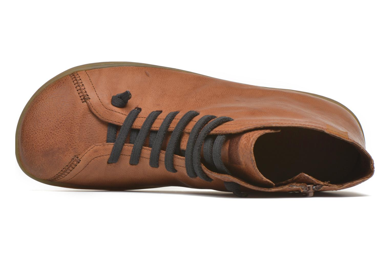 Sneaker Camper Peu Cami 36411 braun ansicht von links