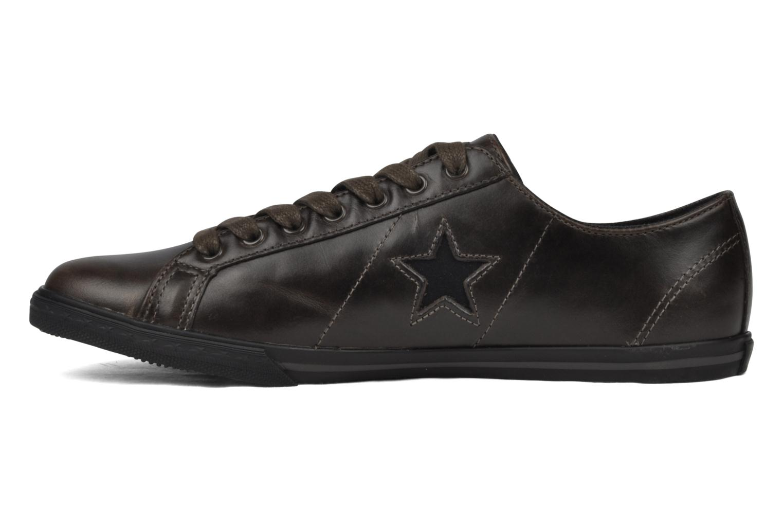 Sneaker Converse One Star Low Profile Ox M braun ansicht von vorne