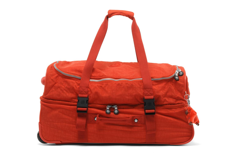 Reisegepäck Kipling Teagan M rot detaillierte ansicht/modell