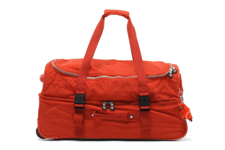 Bagages kipling Teagan M Rouge vue détail/paire