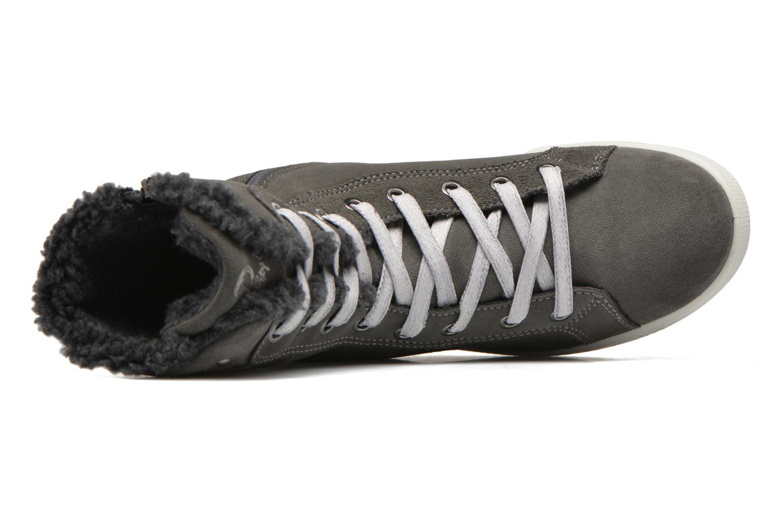 Stiefel Primigi Viorika-E grau ansicht von links