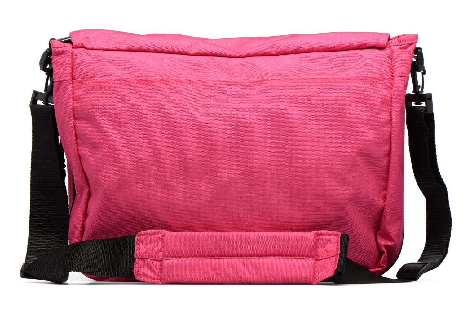School bags Eastpak Authentic Delegate Pink front view