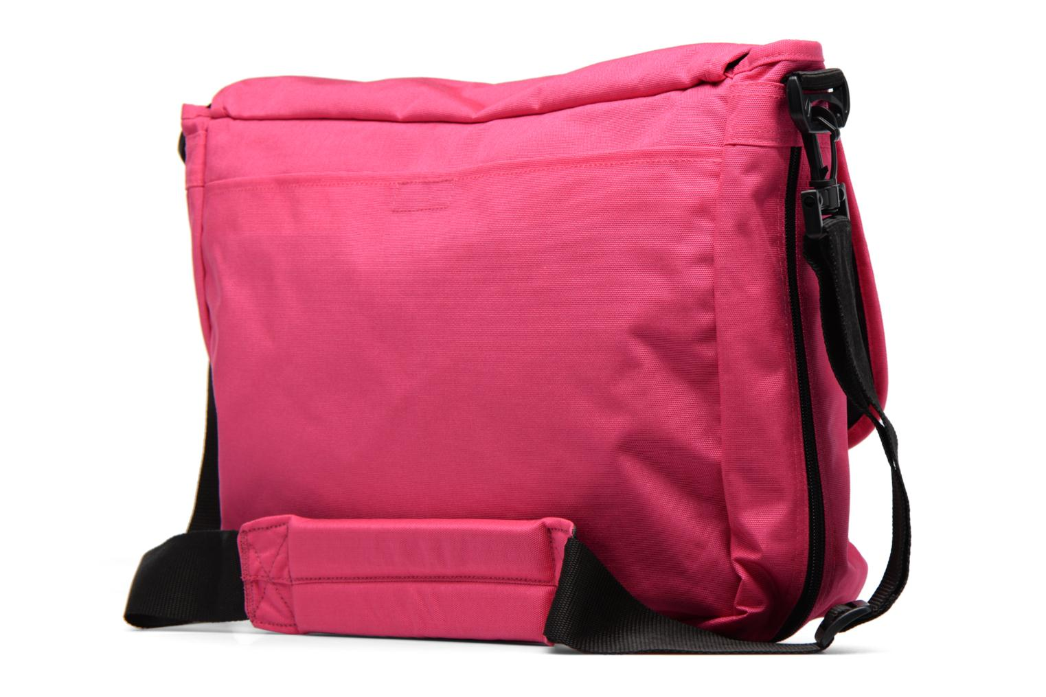 School bags Eastpak Authentic Delegate Pink view from the right