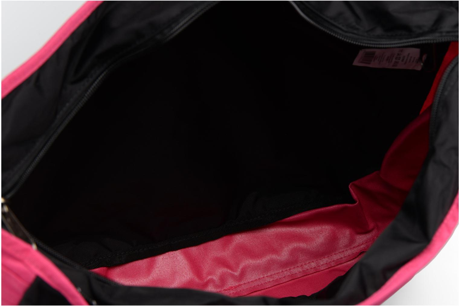 School bags Eastpak Authentic Delegate Pink back view