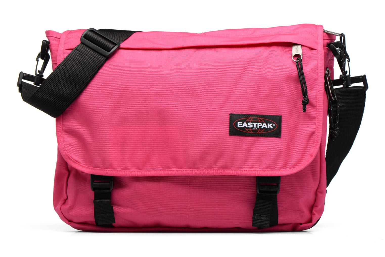School bags Eastpak Authentic Delegate Pink detailed view/ Pair view