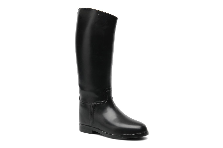 Chaussures de sport Aigle Ecuyer E Noir vue détail/paire