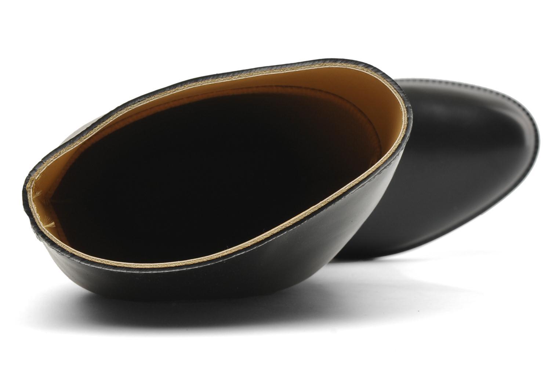 Chaussures de sport Aigle Ecuyer F Noir vue gauche