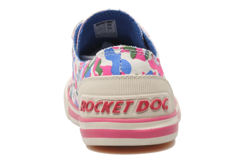 Baskets Rocket Dog Jazzin Multicolore vue droite