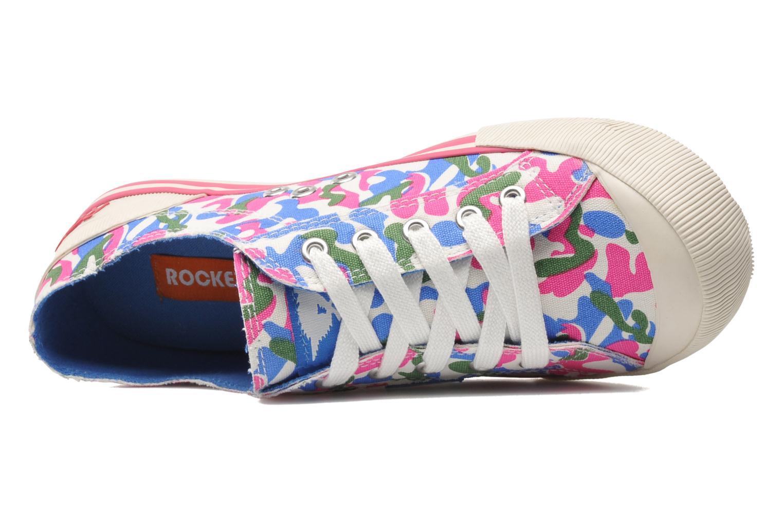 Sneaker Rocket Dog Jazzin mehrfarbig ansicht von links