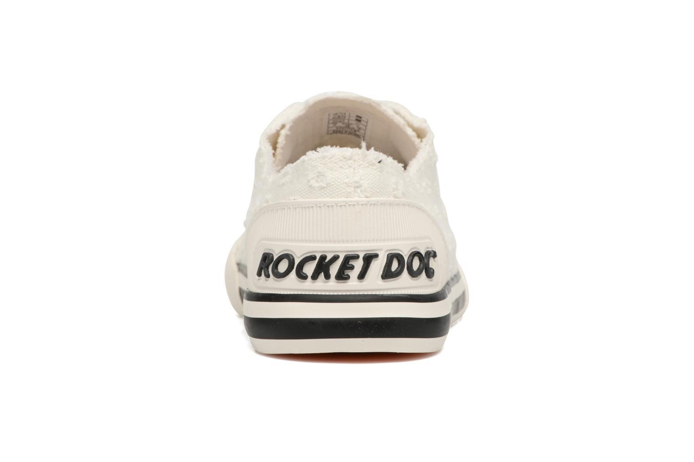Sneakers Rocket Dog Jazzin Hvid Se fra højre