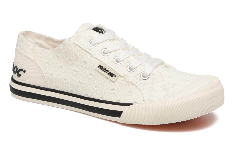 Sneakers Rocket Dog Jazzin Hvid detaljeret billede af skoene