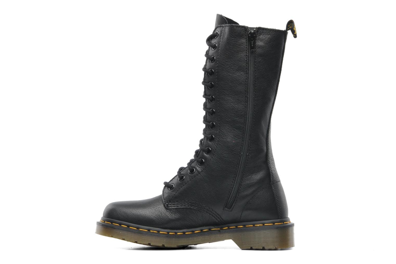 Stiefeletten & Boots Dr. Martens 1b99 W schwarz ansicht von vorne