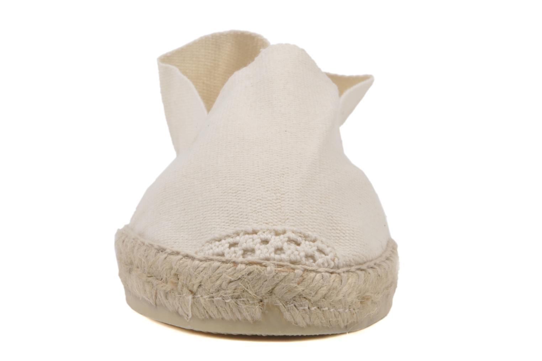 Espadrilles La maison de l'espadrille Sabline F beige schuhe getragen