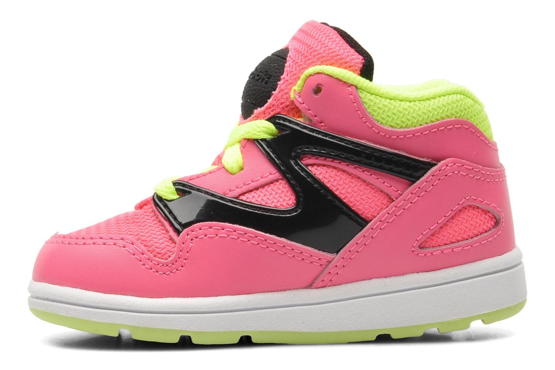 Sneaker Reebok Versa Pump Omni Lite rosa ansicht von vorne