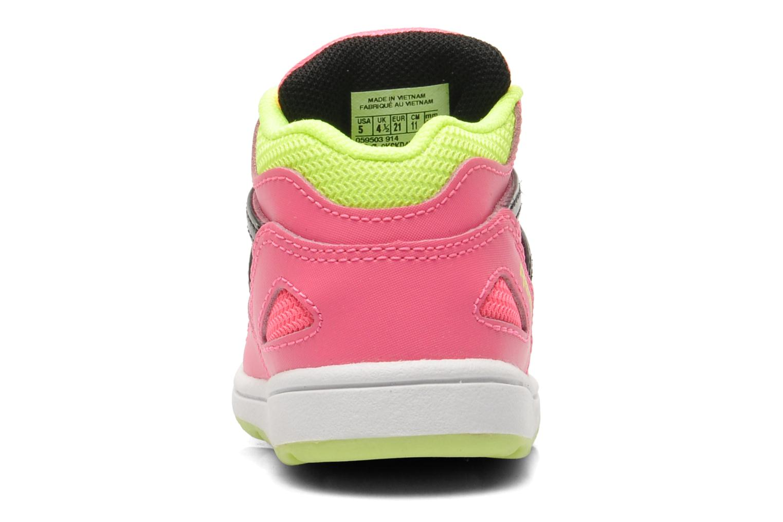 Sneaker Reebok Versa Pump Omni Lite rosa ansicht von rechts