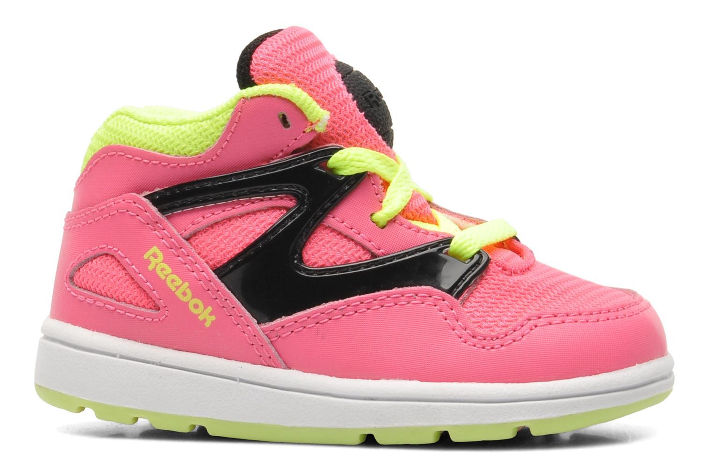 Sneaker Reebok Versa Pump Omni Lite rosa ansicht von hinten
