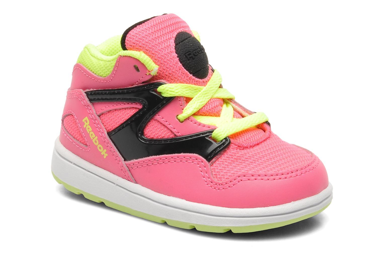 Sneaker Reebok Versa Pump Omni Lite rosa detaillierte ansicht/modell