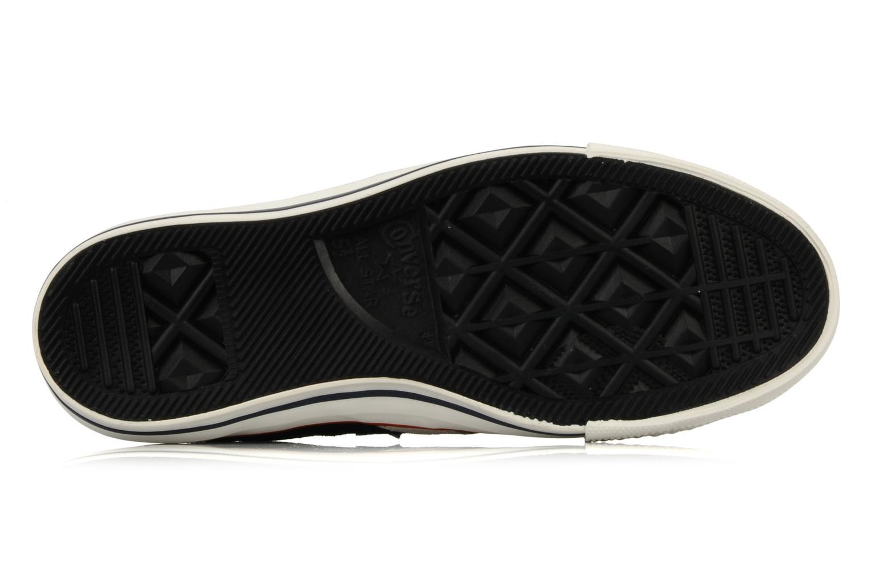 Sneakers Converse Star Player Ev Suede Ox W Nero immagine dall'alto
