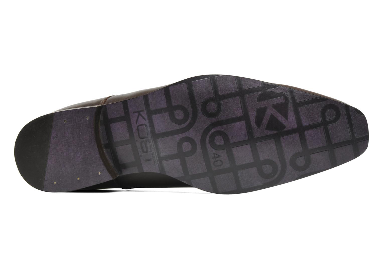 Scarpe con lacci Kost Killy Marrone immagine dall'alto