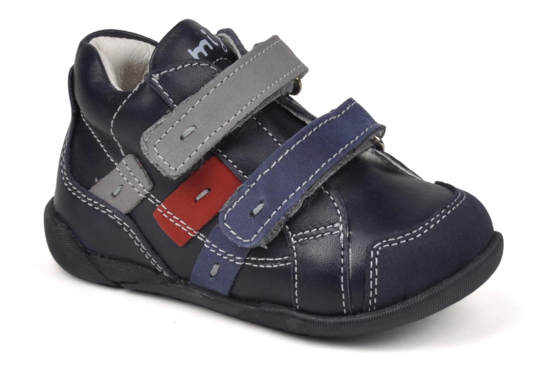 Sneakers Primigi Stripe Blauw detail