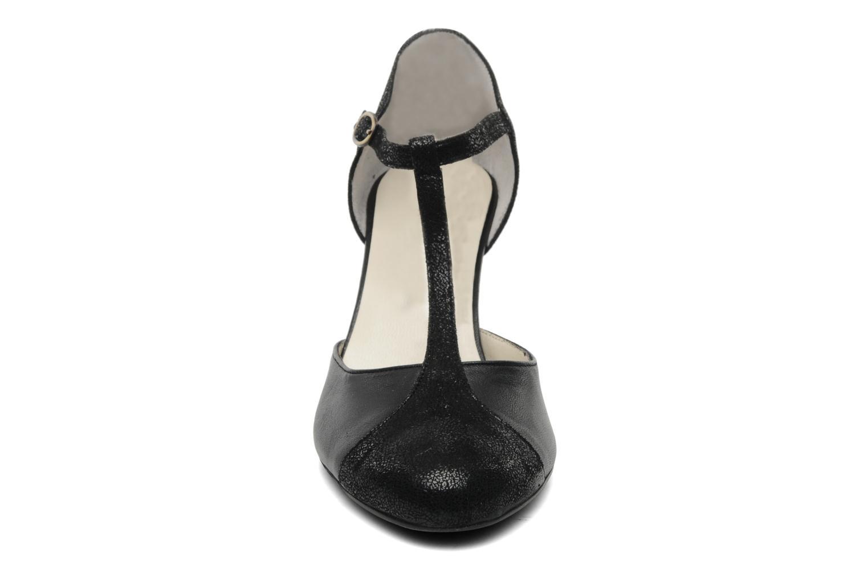 Escarpins Jonak Lina Noir vue portées chaussures
