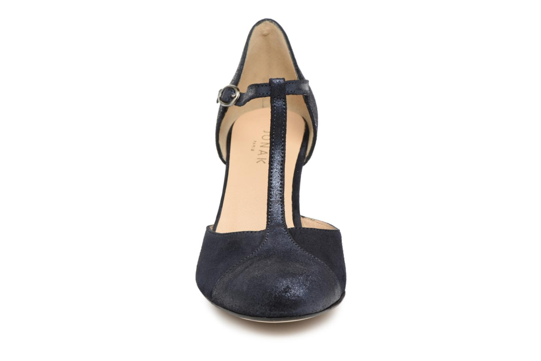 Escarpins Jonak Lina Bleu vue portées chaussures