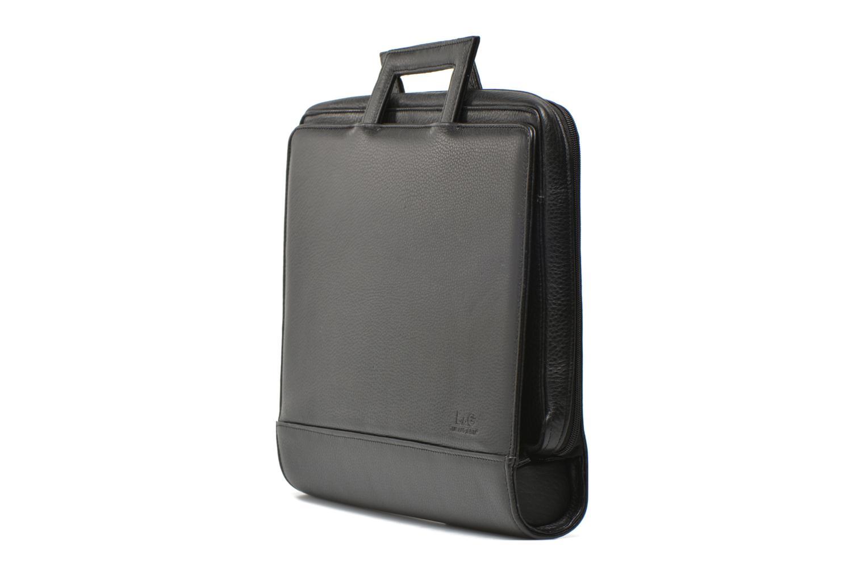 Business Lin & Gelli Elegy Notebook Zwart model