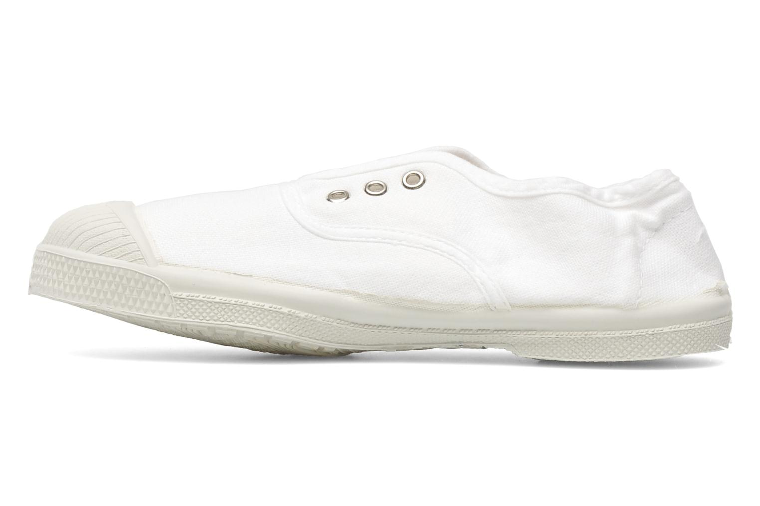 Trainers Bensimon Tennis Elly E White front view