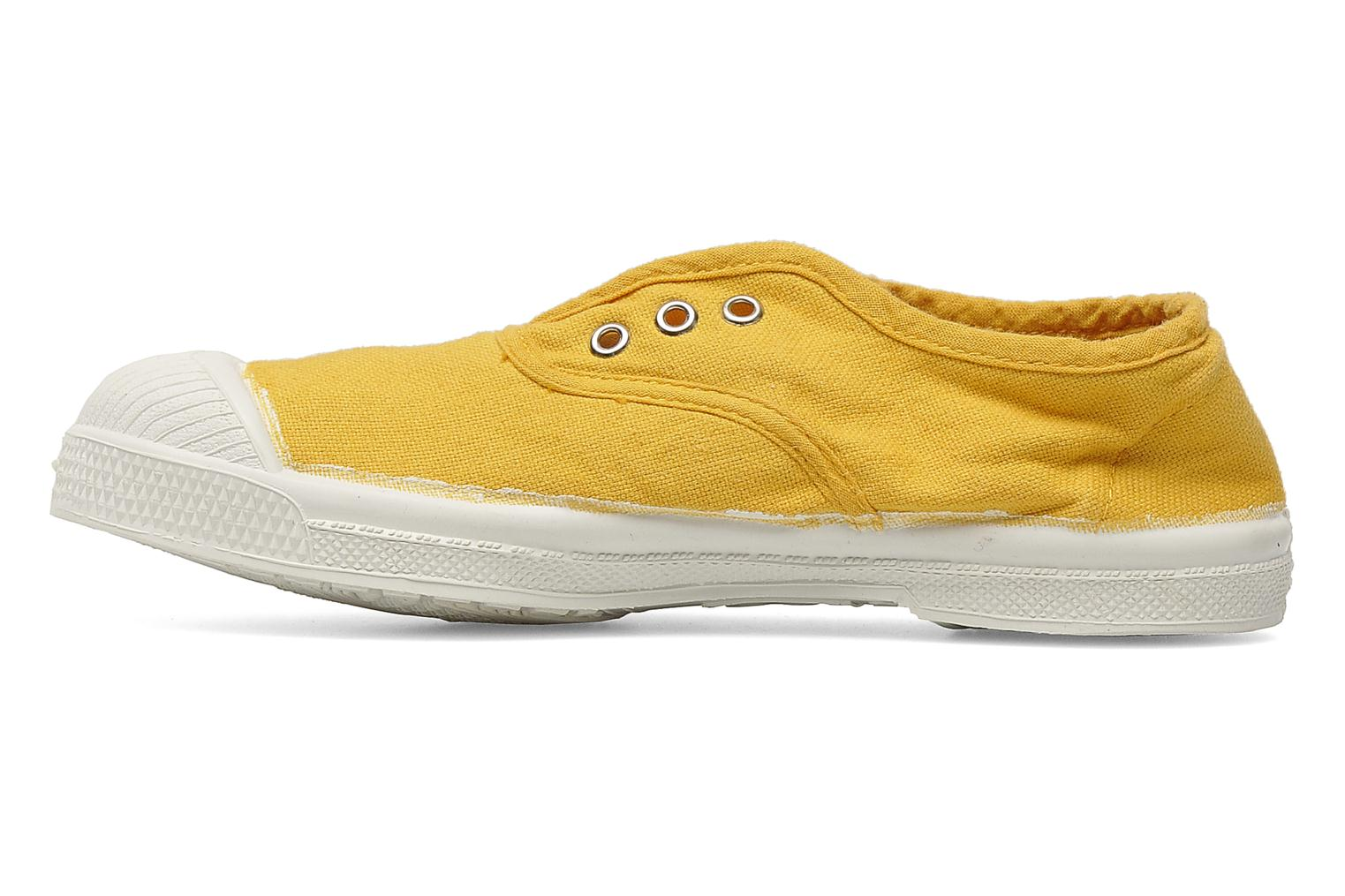 Trainers Bensimon Tennis Elly E Yellow front view