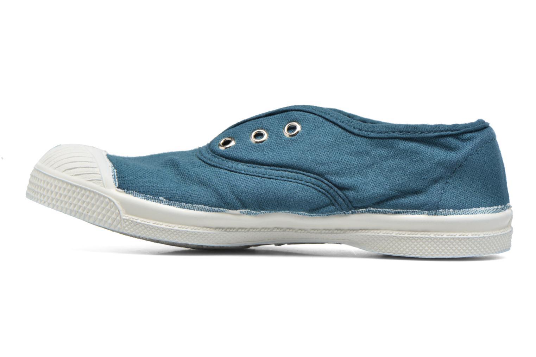Sneaker Bensimon Tennis Elly E blau ansicht von vorne