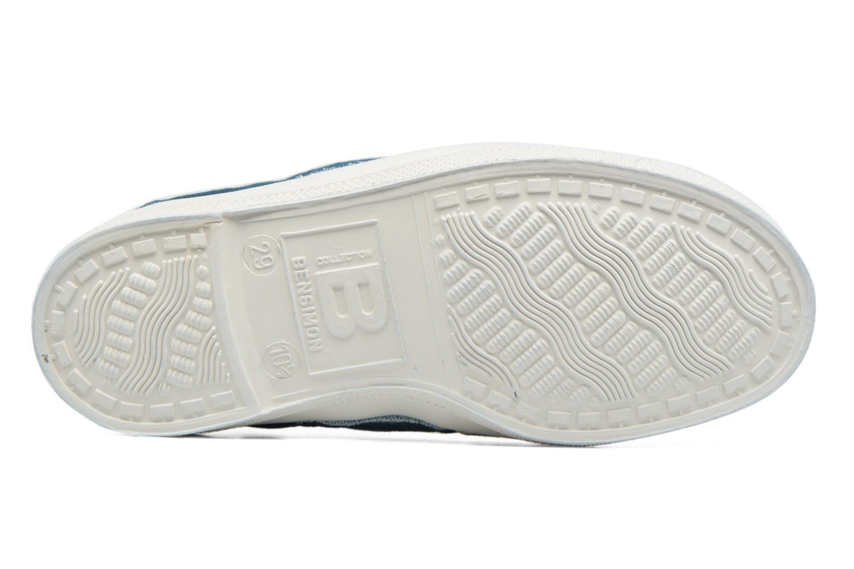 Sneaker Bensimon Tennis Elly E blau ansicht von oben