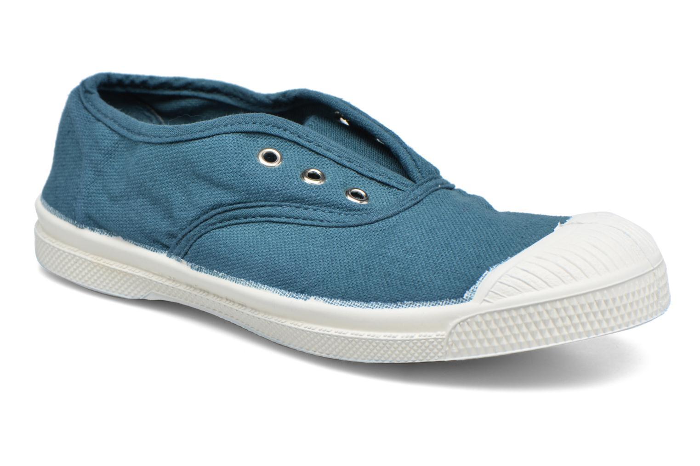 Sneaker Bensimon Tennis Elly E blau detaillierte ansicht/modell