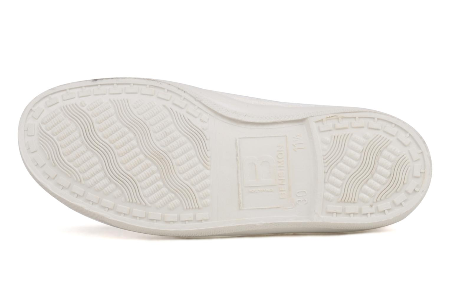 Trainers Bensimon Tennis Elly E White view from above