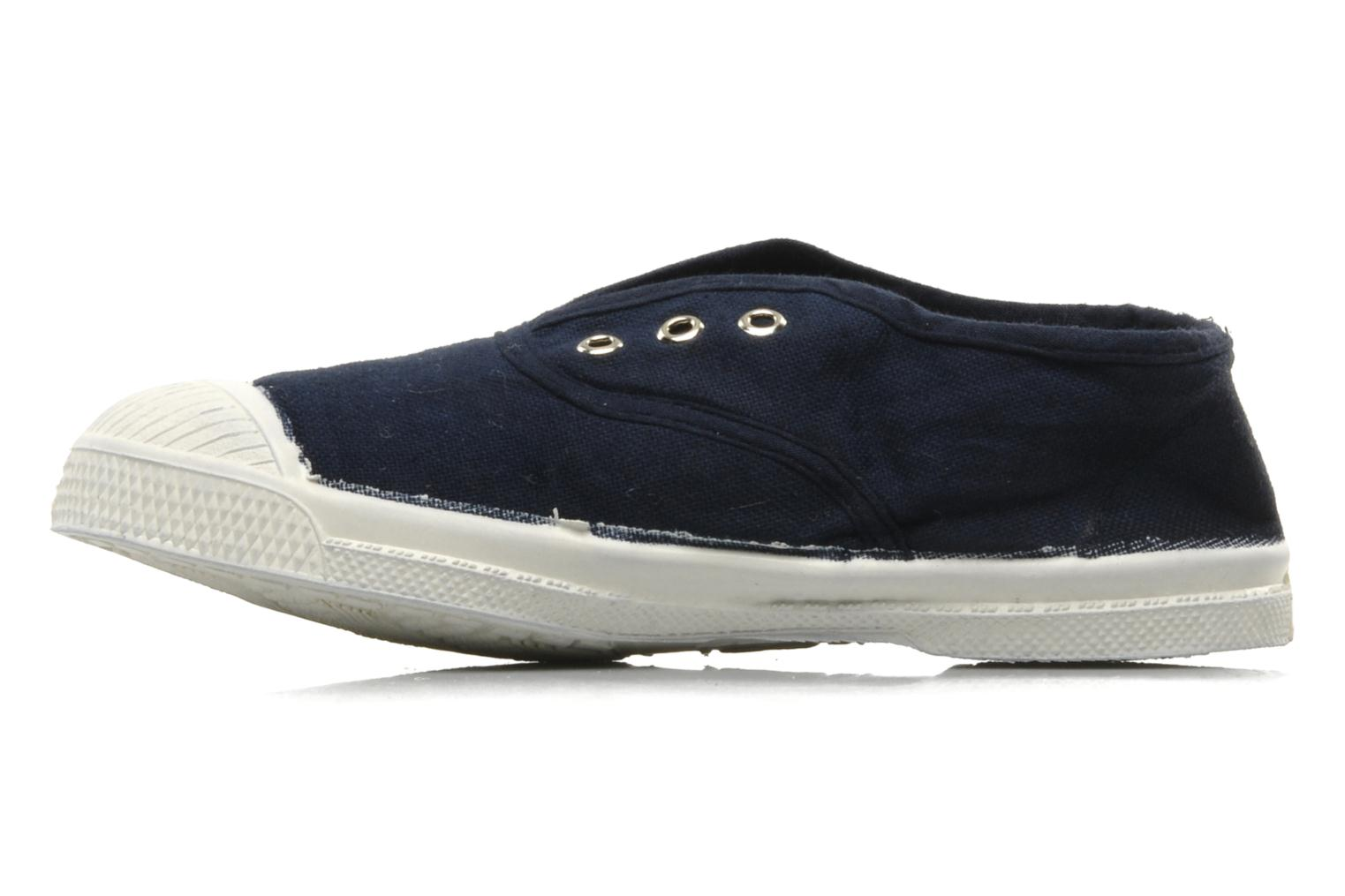 Baskets Bensimon Tennis Elly E Bleu vue face