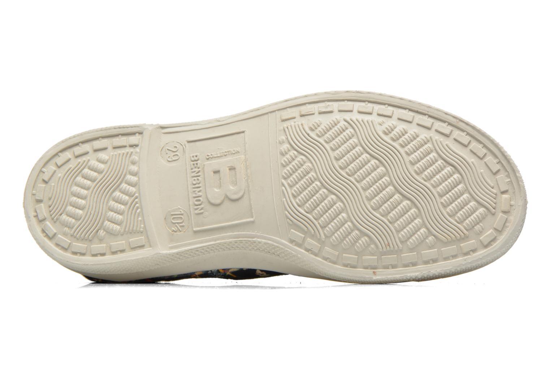 Sneakers Bensimon Tennis Liberty E Multicolor boven
