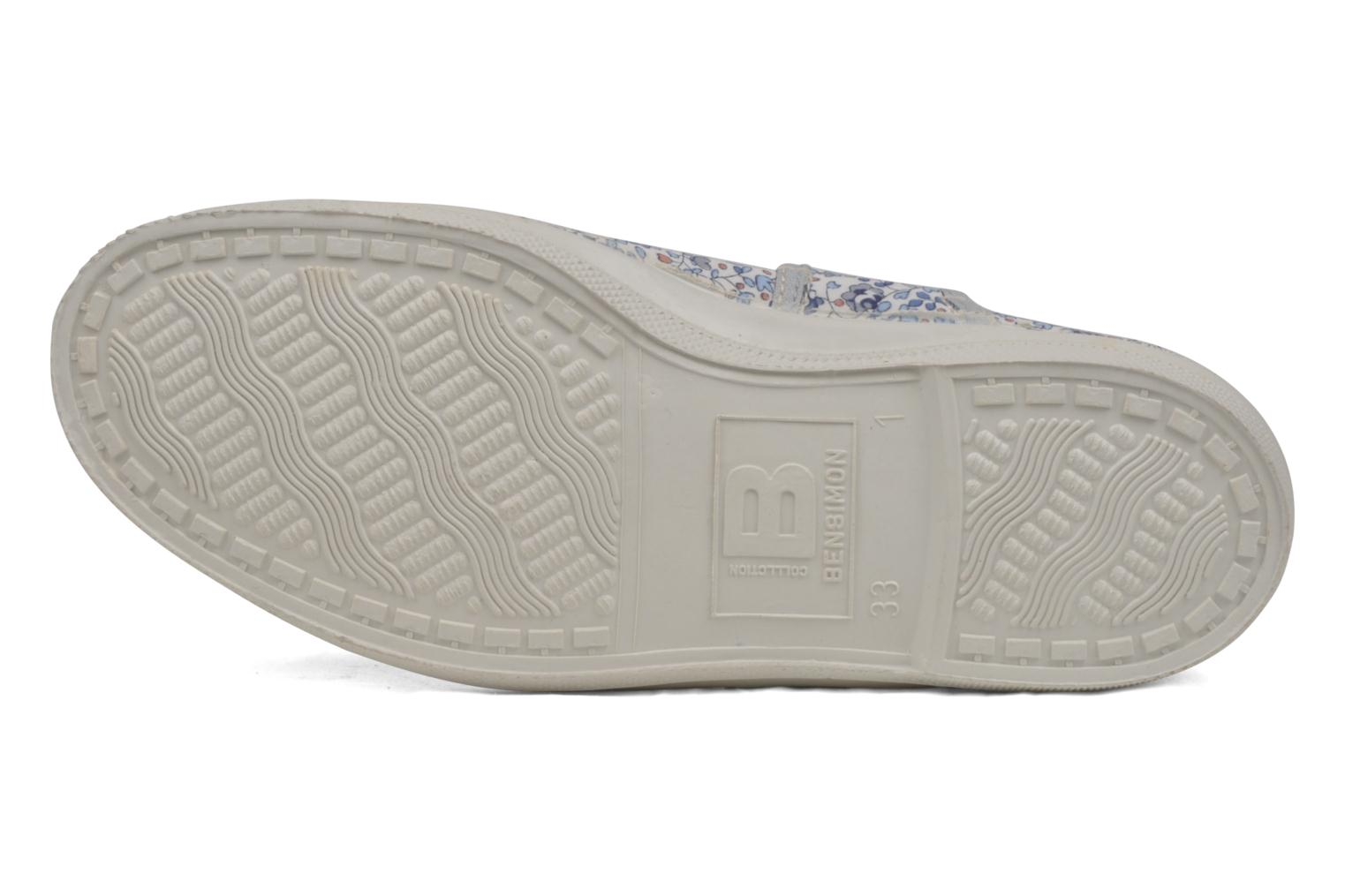 Ballet pumps Bensimon Marie Jane Liberty E Multicolor view from above