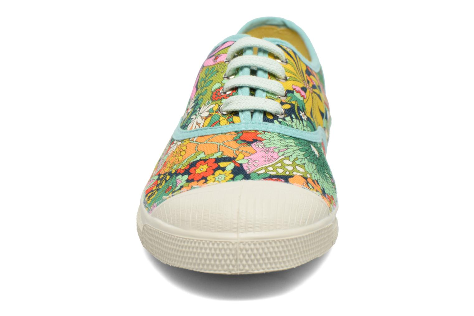 Trainers Bensimon Tennis Liberty Multicolor model view