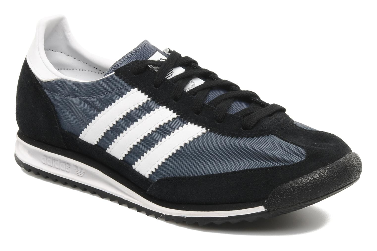 Sneakers Adidas Originals SL 72 Zwart detail