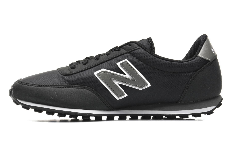Sneakers New Balance U410 Zwart voorkant