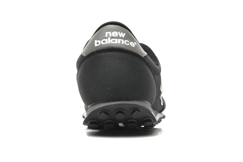 Sneakers New Balance U410 Zwart rechts