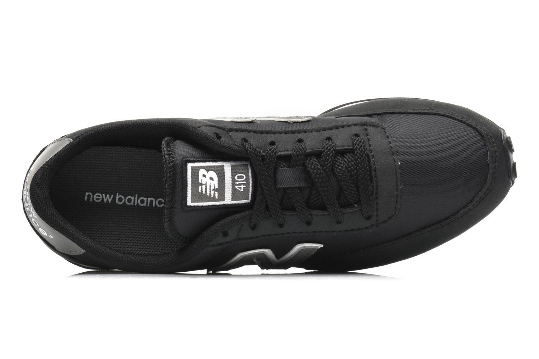 Sneakers New Balance U410 Zwart links