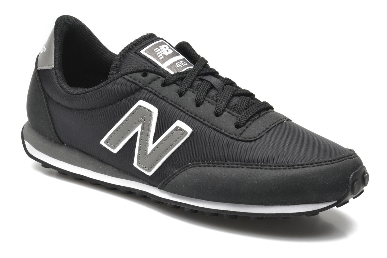 Sneakers New Balance U410 Zwart detail