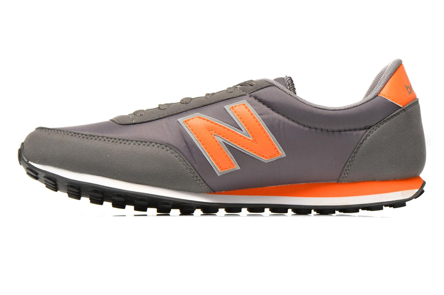 Baskets New Balance U410 Gris vue face