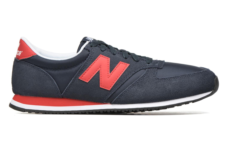 Sneaker New Balance U420 blau ansicht von hinten