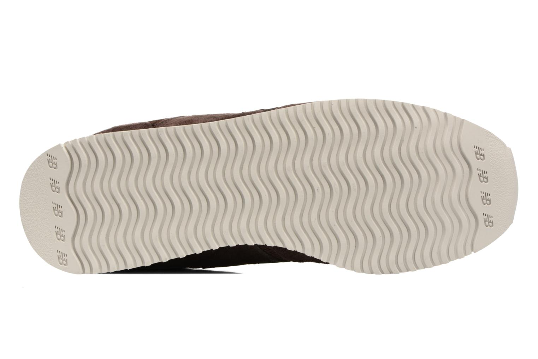Sneaker New Balance U420 braun ansicht von oben
