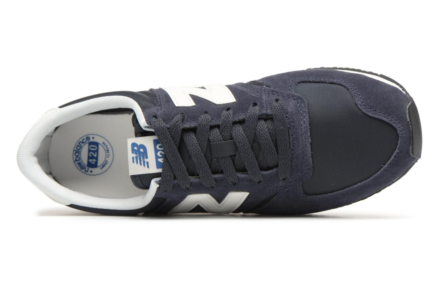 Trainers New Balance U420 Blue view from the left